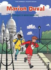 Marion Duval -11a07- Traque à Montmartre