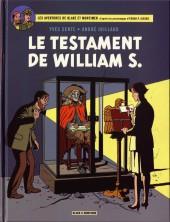 Blake et Mortimer -24Fnac- Le Testament de William S.