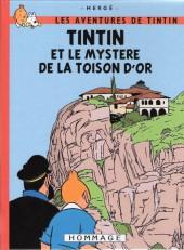 Tintin - Pastiches, parodies & pirates -25d- Tintin et le mystère de la toison d'or