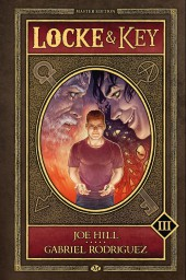 Couverture de Locke & Key -INT03- Master Edition - Volume III