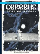 (AUT) Sim - Cerebus: Cover Art Treasury