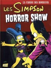 Les simpson (La cabane des horreurs) -8- Horreur Show