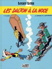 Lucky Luke (Pub et Pastiches) -62Toupret- Les Dalton à la noce