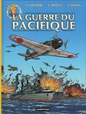 Lefranc (Les voyages de/Les reportages de) -8- La guerre du pacifique