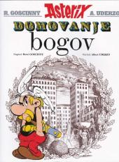 Astérix (en langues étrangères) -17SLOV- DOMOVANJE BOGOV
