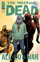 Walking Dead (The) (2003) -123- All Out War (Chapter 9 of 12)