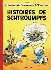 Les schtroumpfs -8b93- Histoires de schtroumpfs