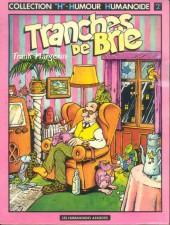 Frank Margerin présente -2b1982'- Tranches de brie
