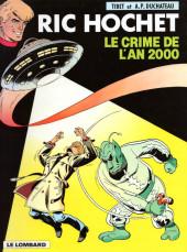 Ric Hochet -50b01- Le crime de l'an 2000