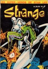 Strange -Rec002- Album N°2 (du n°5 au n°7)
