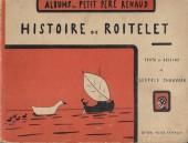 Album du petit père Renaud - Histoire de Roitelet