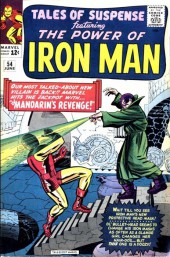 Tales of suspense Vol. 1 (Marvel comics - 1959) -54-