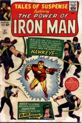 Tales of suspense Vol. 1 (Marvel comics - 1959) -57-