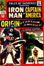 Tales of suspense Vol. 1 (Marvel comics - 1959) -63-