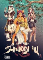 Shinobi Iri -2- Tome 2