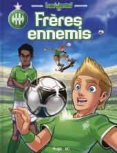 Les verts -1- Frères ennemis