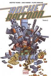 Rocket Raccoon (Marvel Now!) -2- Monstre en folie
