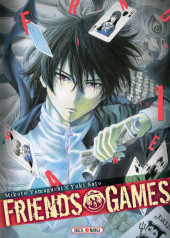 Friends Games - Tome 1