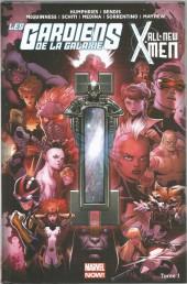 Les gardiens de la Galaxie / All-New X-Men (Marvel Now!) -1- Le Vortex Noir (I)