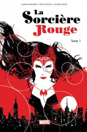La sorcière Rouge -1- La Route des Sorcières