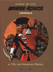 Barbe-Rouge (L'intégrale - Nouvelle édition) -8- l'île des vaisseaux perdus