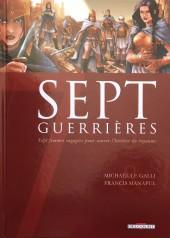 Sept -5a- Sept guerrières