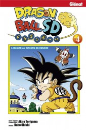Dragon Ball SD -4- Tome 4
