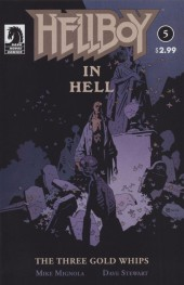 Hellboy in Hell (2012) -5- The Three Gold Whips