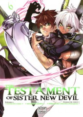 Testament of Sister New Devil (The) -6- Tome 6