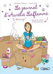 Le journal d'Aurélie Laflamme -3- ça déménage !