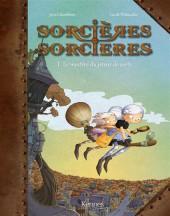 Sorcières sorcières -1a2014- Le mystère du jeteur de sorts