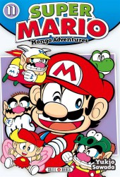 Super Mario - Manga Adventures -11- Tome 11
