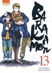 Barakamon -13- Tome 13