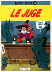 Lucky Luke -13c1988- Le juge