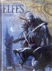 Elfes -5a15a- La Dynastie des Elfes noirs