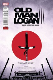 Old Man Logan (2016) -12- The Last Ronin Part 4: The Old Man and The Boy
