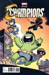 Champions (2016) -1B- Champions #1