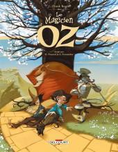 Le magicien d'Oz (Chauvel/Fernández) -INT- Le Magicien d'Oz