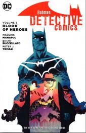 Detective Comics (2011) -INT08- Blood of heroes