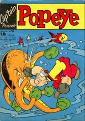 Popeye (Cap'tain présente) -34- Olive en