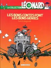 Léonard - La Collection (Prisma Media) -4329- Les bons contes font les bons génies