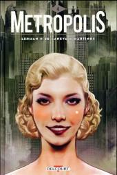 Metropolis (Lehman/De Caneva) -4- Tome 4
