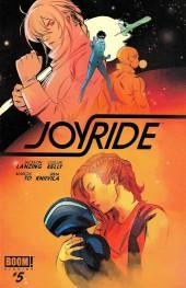 Joyride (2016) -5- The Kissing Planet