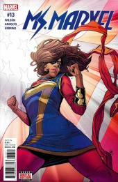 Ms. Marvel (2016) -13- Election Day
