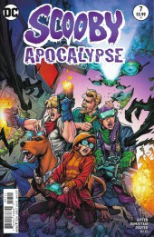 Scooby Apocalypse (2016) -7- The (Not-So) Great Escape!