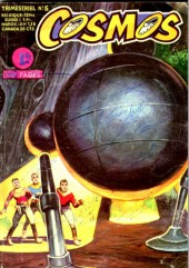 Cosmos (2e série) -5- Alerte sur Pluton