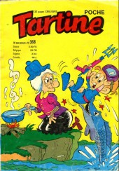Tartine -368- Tartine à la tortue