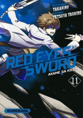 Red eyes sword - Akame ga Kill ! -11- Tome 11