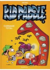 Kid Paddle -2b2016- Carnage total