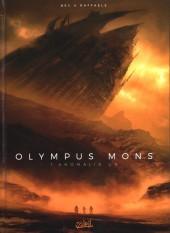 Olympus Mons -1- Anomalie un